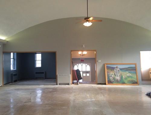 Fresh investment breathes new life into Neighborhood Church community