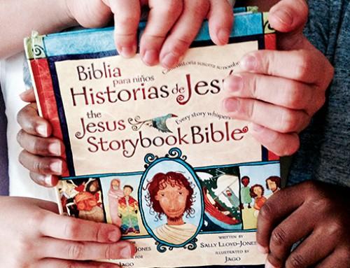 Basque Team Gets Green Light for Jesus Storybook Bible Translation