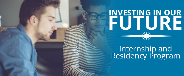 Internship and Residency Program header