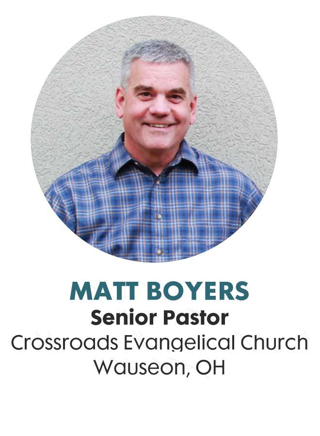 Matt Boyers Speaker