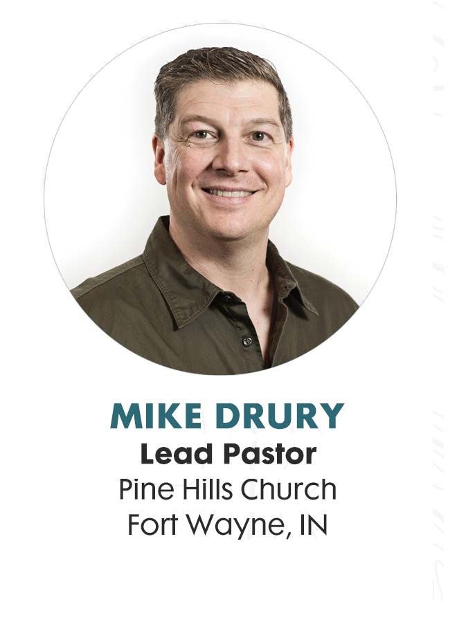Mike Drury Speaker