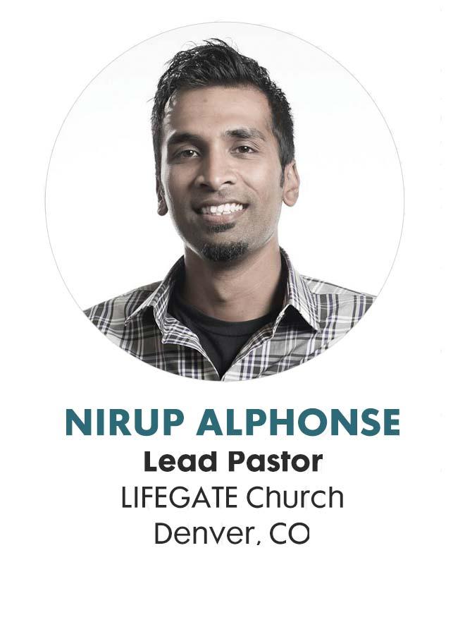 Nirup Alphonse Speaker
