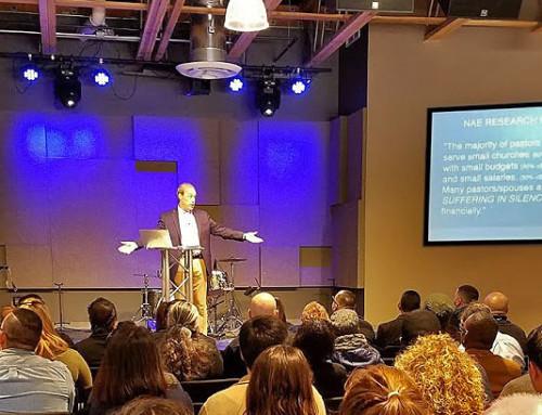 Helping Pastors Achieve Financial Health