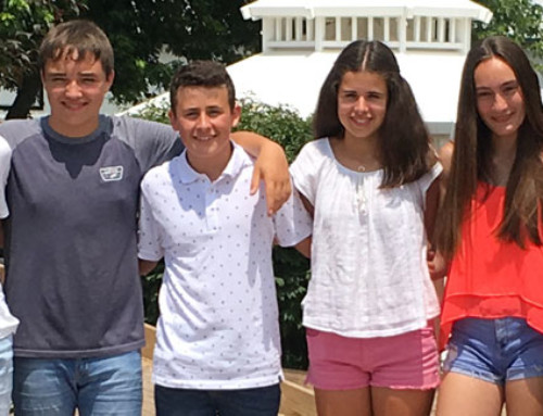 Fort Wayne Area Families Host Basque Students