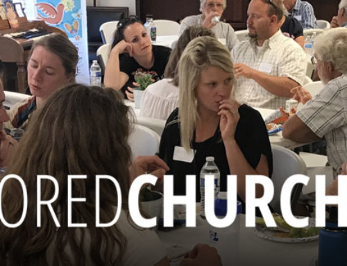 Restored Church Launches in November