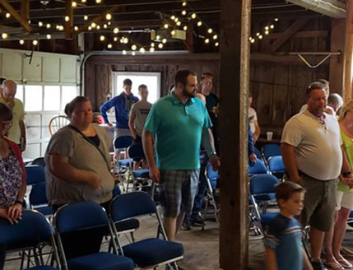 Life Community Lives Out the Gospel in Maine