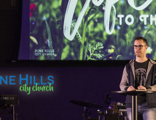 FEC Welcomes Pine Hills City Church