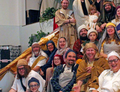 True North Recreates a Night in Bethlehem for the Community