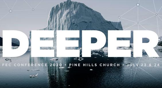 FEC Church Leader's Conference - Deeper 2020