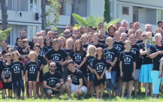 Two Indiana Churches partner with Albania
