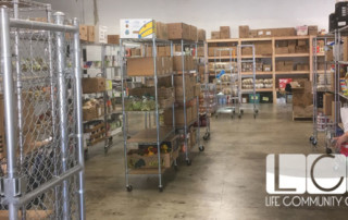 Life Community Church Serves With Food Pantry