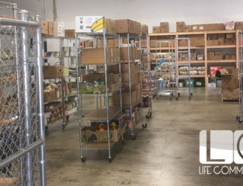 Life Community Church (Hilliard, OH) Provides New Home for Community Food Pantry