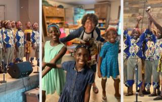 LifeChange Camp African Childrens Choir
