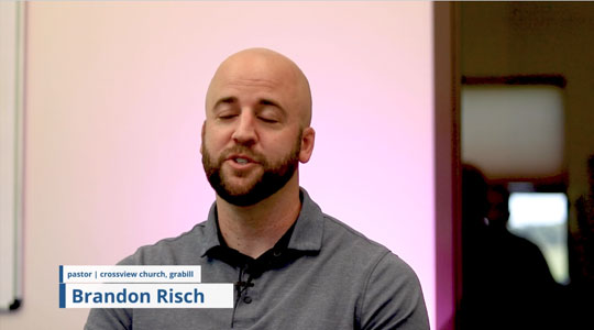 Brandon Risch - Crossview Church