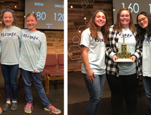 Fall Bible Quizzing Results