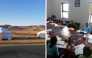 Training Church Platners in Mongolia - King's Cross Church