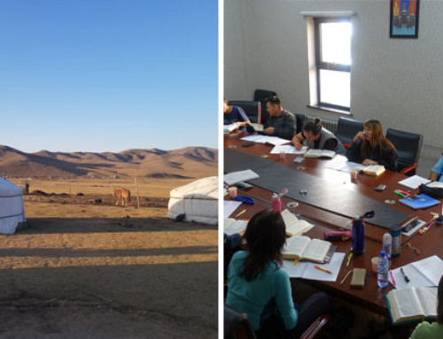 King's Cross Partners with Training Leaders International in Mongolia