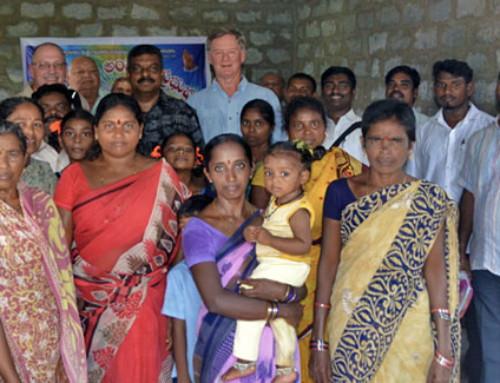 Creating Church Partnerships Through ZEC Ministries