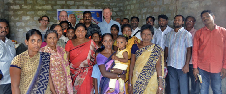 ZEC Ministries - Church planting in India