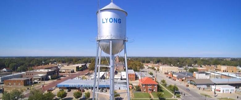 City of Lyons Kansas - New Church Planting