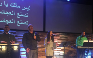 Fishers Arabic Church Plant in Fishers, IN