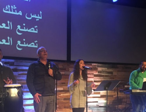 FEC Partners with Arabic-Speaking Church in Fishers, IN