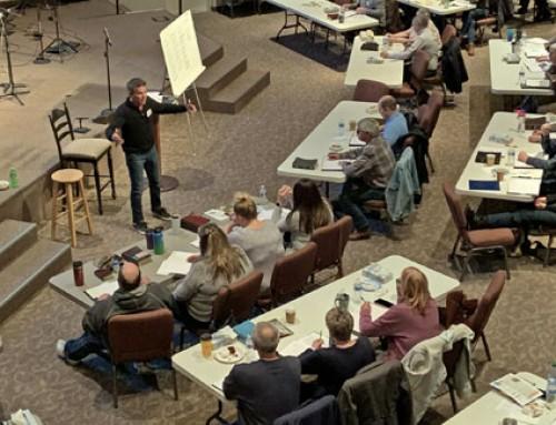 Idaho Church Prepares Leaders