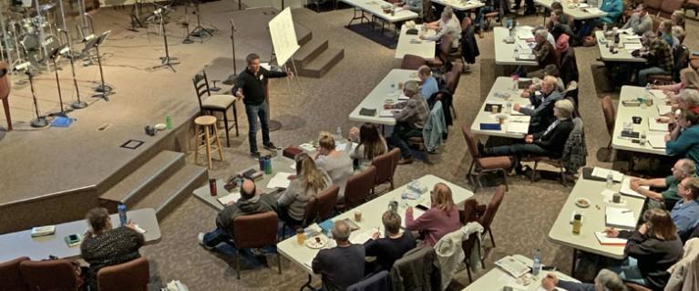 Lakeview Church - Idaho - Leadership Training